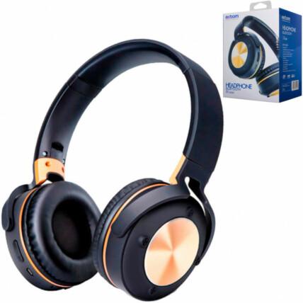 Fone de Ouvido Bluetooth Headphone Multimídia FM Sem Fio EXBOM HF-500BT