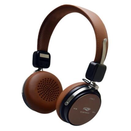 Headphone Fone De Ouvido C3Tech Bluetooth 4.2 - PH-B600BW