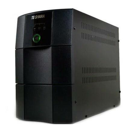 Nobreak Ups Senoidal 3200VA Bivolt 115/220V 18A/45A 2Bs/2Ba ou 4Ba 24V com 12 Tomadas Ts Shara - TS-4381