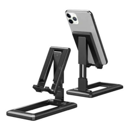 Suporte de Mesa Para Celular e Tablet Portátil Dobrável - LEY-224