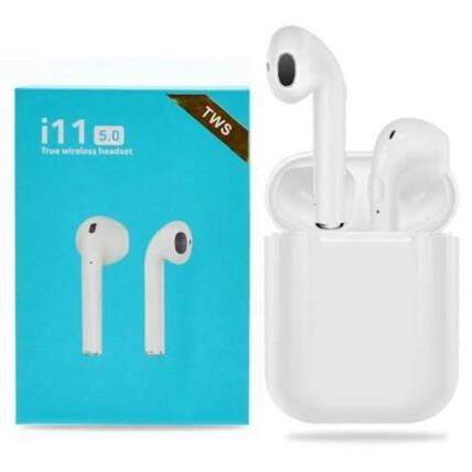Fone de Ouvido Sem Fio Wireless Bluetooth i11Tws 5.0 - RG-0895