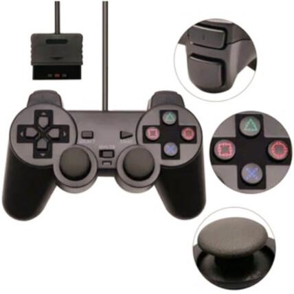 Controle Joystick Ps2 Dualshock  - RG-302
