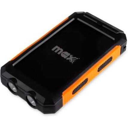 Power Bank Maxprint Sport 8000mah com 2 portas USB - 6012641