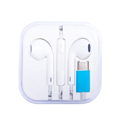 Fone de Ouvido com Microfone Conexão Tipo C Branco - KA-X5