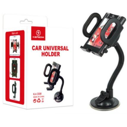 Suporte Veicular para Celular Universal Articulado - KA-C008