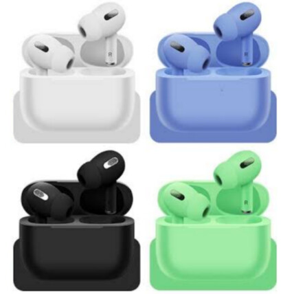 Fone Airpods Pro Colorido Bluetooth Tws 5.0 Touch - 0896
