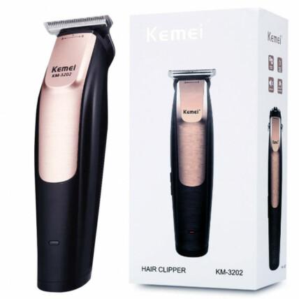 Máquina de Cortar Cabelo Kemei - KM-3202