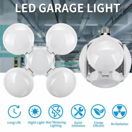 Lâmpada LED Bola Dobrável RGB 40W XZ - CP-2020