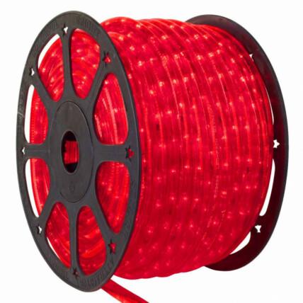 Mangueira de Led Vermelho 100 Metros 220V Lux Power - MA-100VM-220V