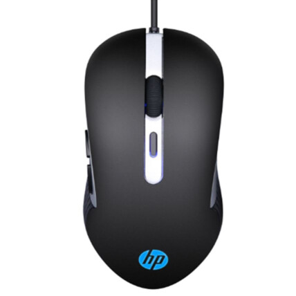 Mouse Gamer HP RGB 6 Botões 2400 DPI - G210