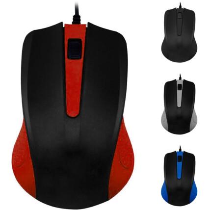 Mouse Óptico USB Plug and Play LOTUS - LT-660