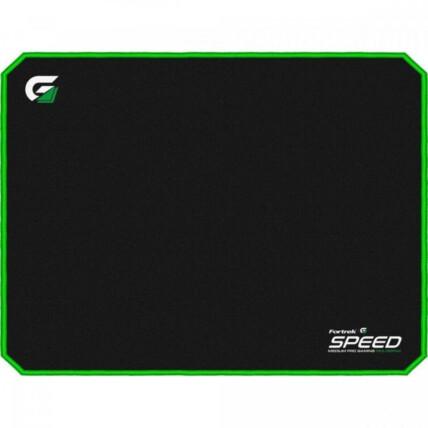 Mouse Pad Gamer Fortrek Speed 320x240mm Verde - MPG101 VD