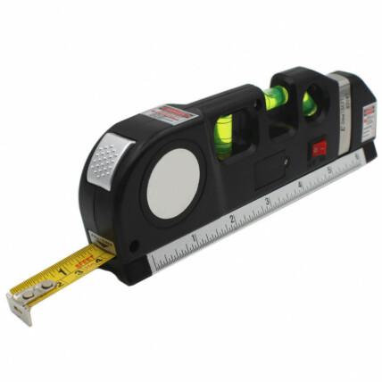 Nível Laser Com Trena Level Pro 3 Xtrad - LV-03