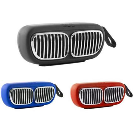 Caixa de Som Bluetooth D-BMW Usb/TF SD/Aux/FM 03431 - NBS-11