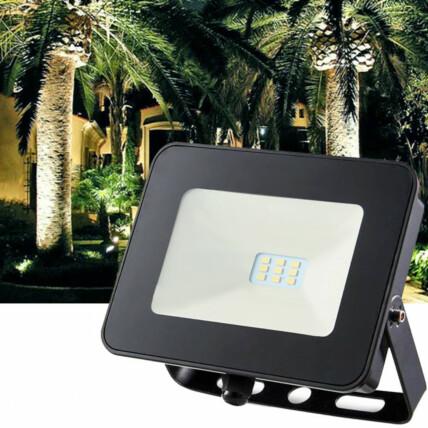 Refletor de Led Branco Frio SMD 10W Eco Lux Power - RP-W10BF
