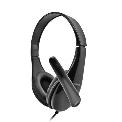 Headset Multilaser Business P2 Preto Com Microfone - PH294