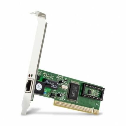 Placa de Rede PCI 10/100mbps Dex - DP-01