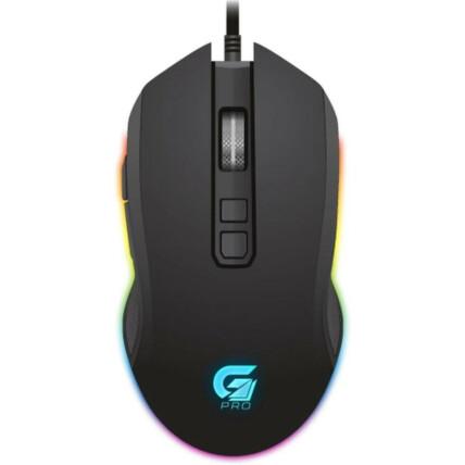 Mouse Gamer Fortrek Pro 4800 DPI Led RGB Preto - M3 RGB