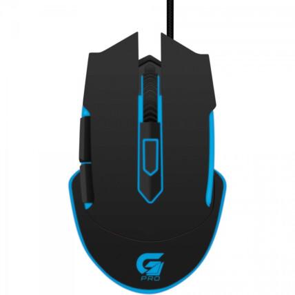 Mouse Gamer Fortrek Pro Usb Led RGB 4800dpi - M5 RGB