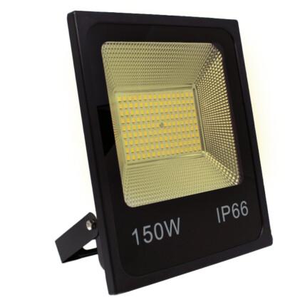 Refletor de Led Branco Quente 150W 3000K LUX POWER - TR-150WBQ
