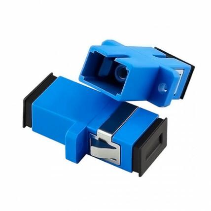 Adaptador Fibra Óptico SPX Monomodo SM SC / SP-03008 Exbom