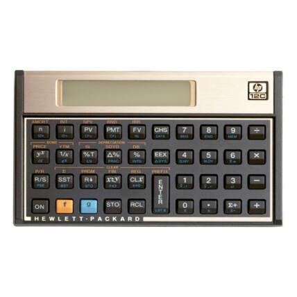 Calculadora Financeira HP 120 funções - 12C GOLD