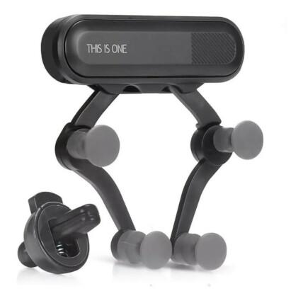 Suporte Veicular Universal para Smartphone de 6.5 Polegadas Inova - SPO-8481