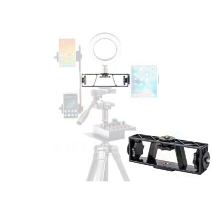 Suporte Pra Ring Light 3 Posições para Câmera Smartphone Xzhang - Zbj-1